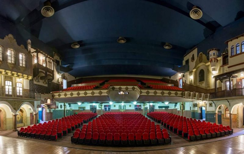 Que hacer en San Luis Potosí CulturaViva Butacas de la Cineteca Alameda