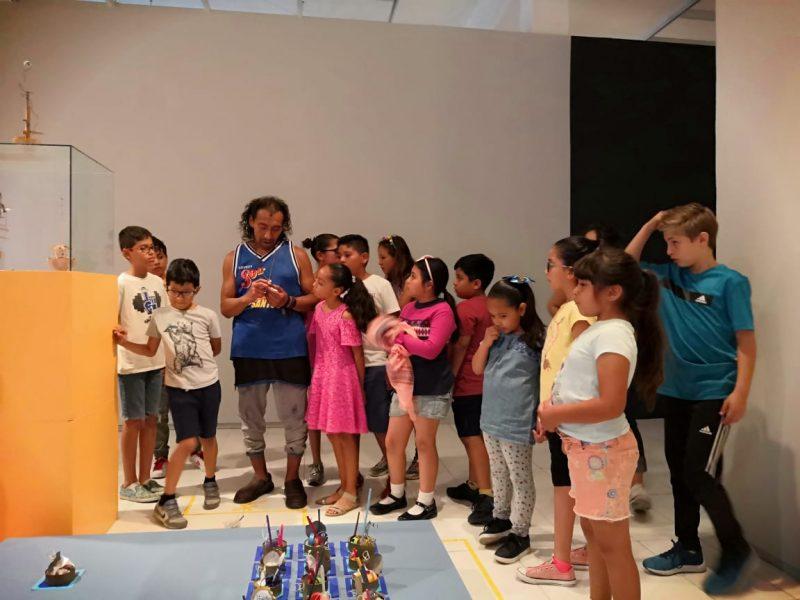 taller de arte para niños 1