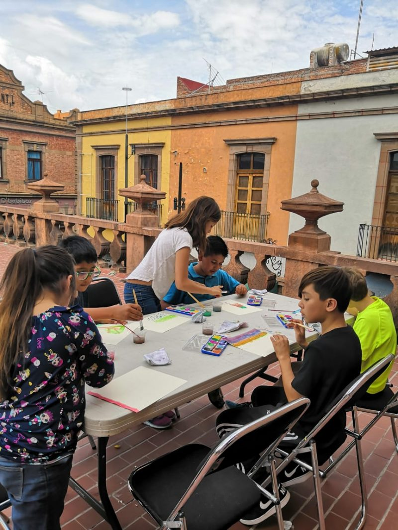 taller de arte para niños 3