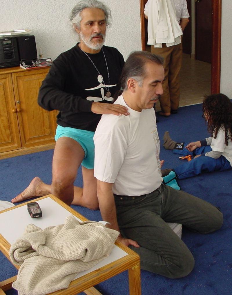 yoga estres