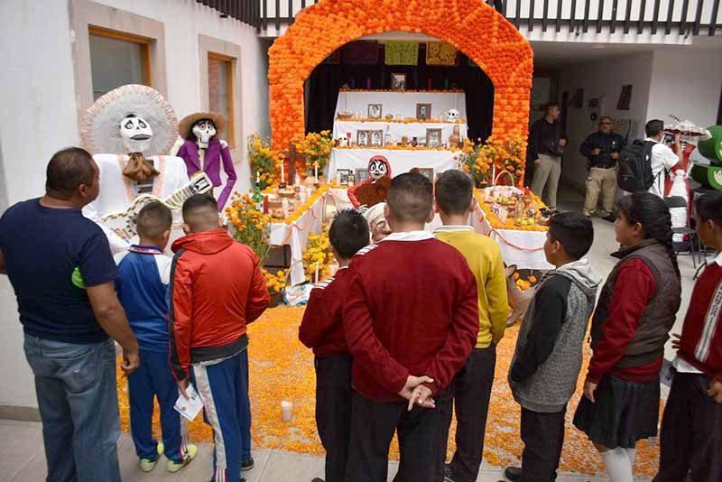 Altar de Muertos en Soledad