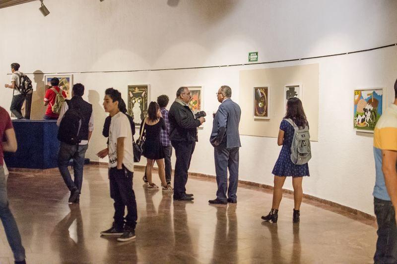 El 3er Encuentro de Artes Visuales del IPBA será realizado del 12 al 17 de noviembre de 2019, contando con actividades diversas.