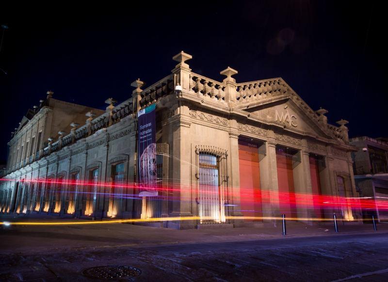 MAC museo de arte contemporaneo culturaviva
