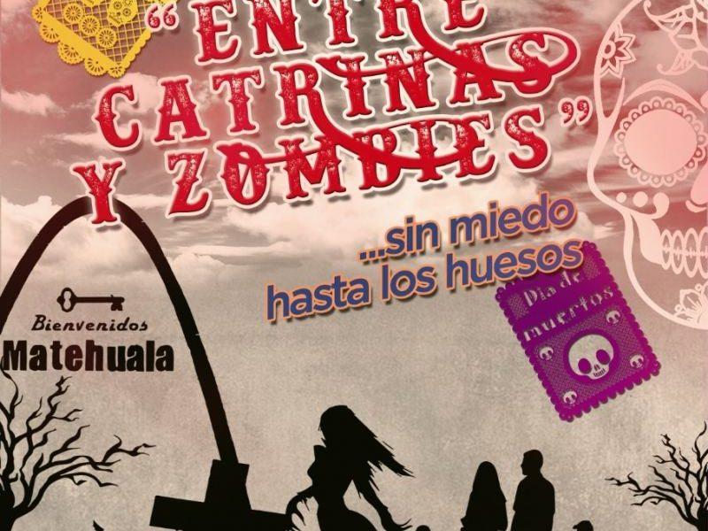 desfile disfraces dia de muertos matehuala