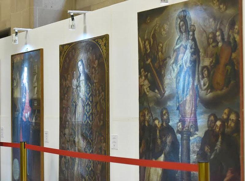 Restauración de Pintura Virreinal en SLP