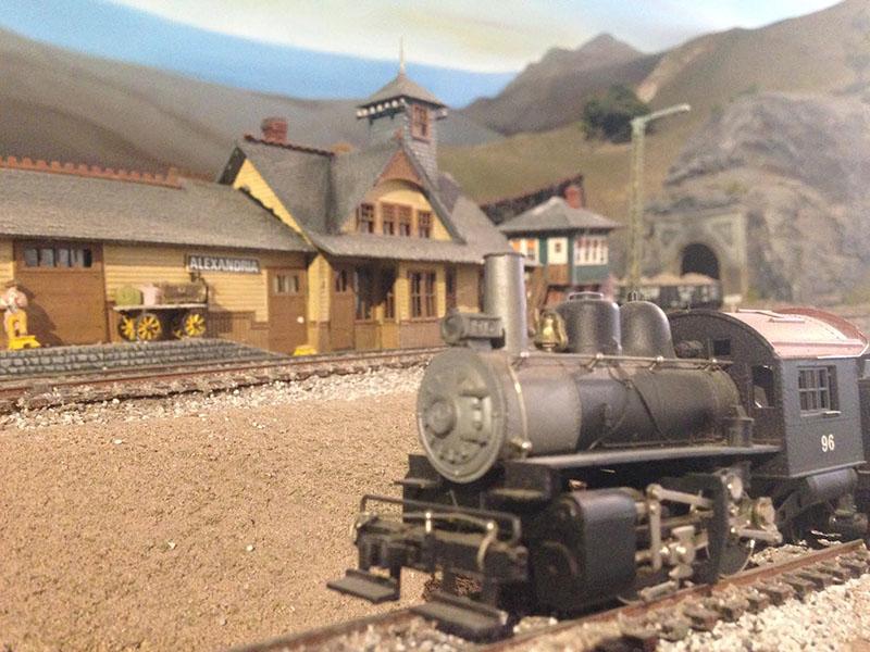 ahi viene el tren