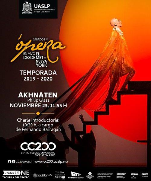 opera Aknaten