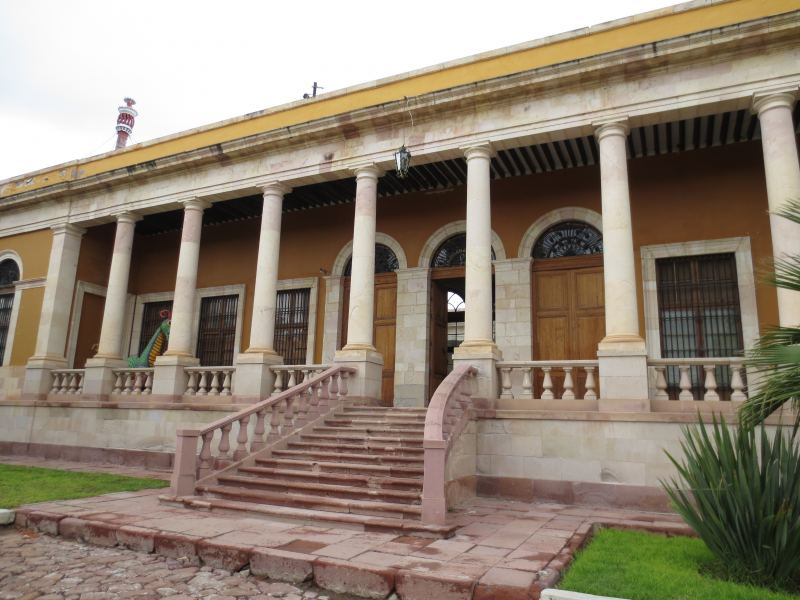 Casa grande Salinas
