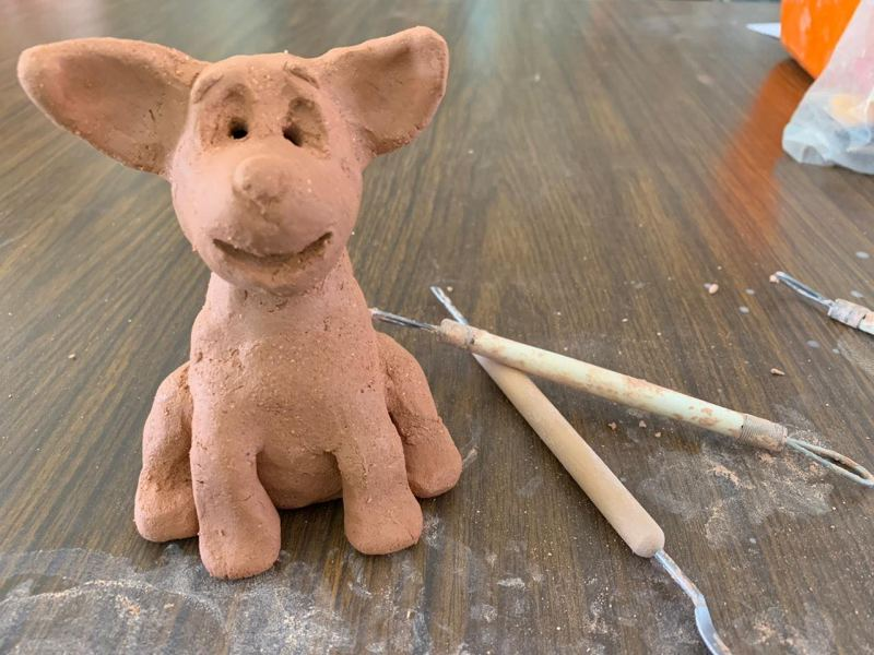 Piko mascota museo francisco cossio barro