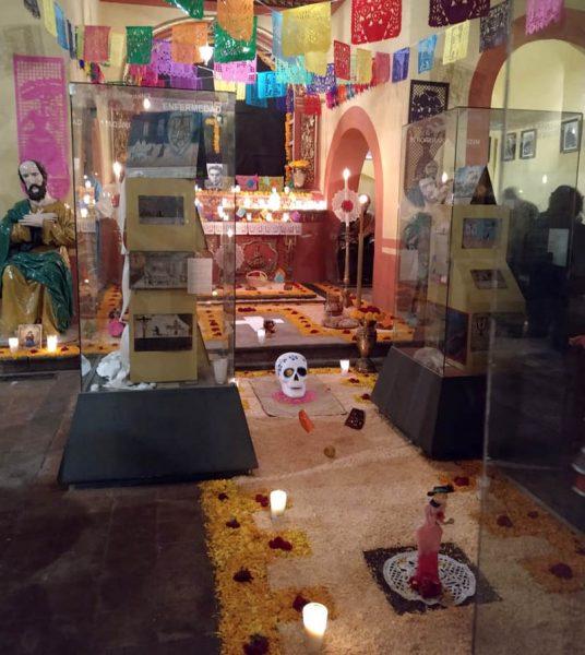 Museo de Exvotos del Saucito