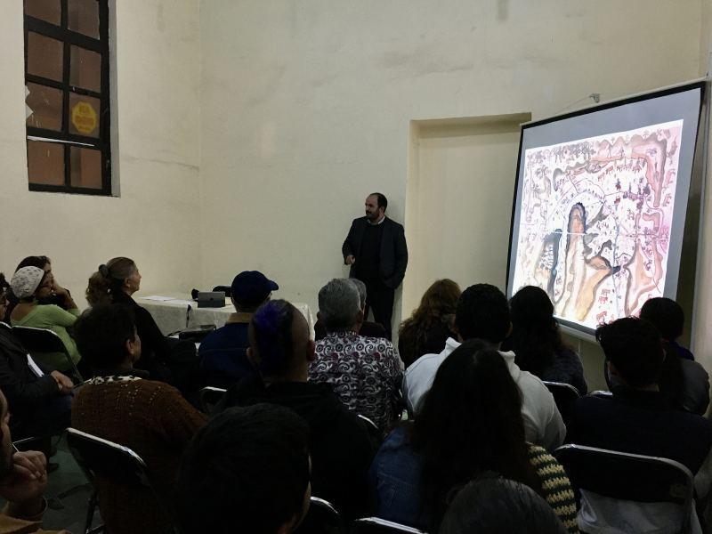 conferencia fundacion san luis museo virreinato