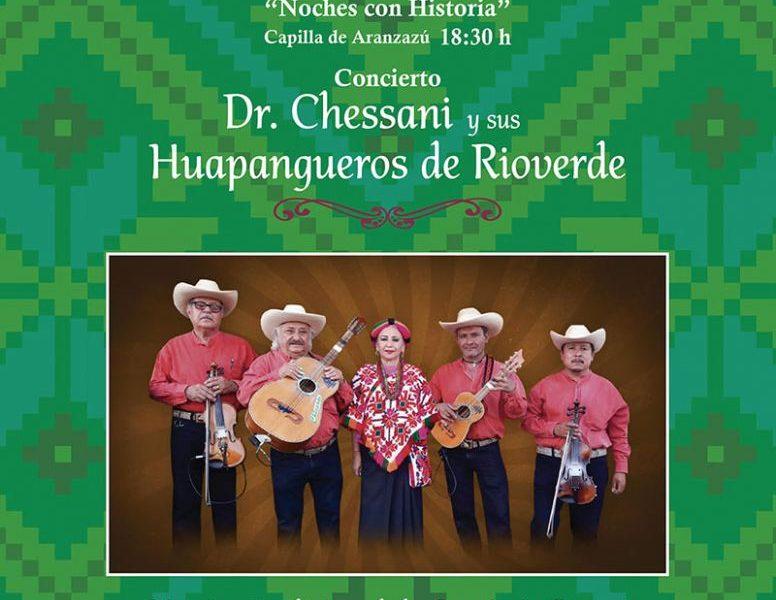 dr. chessani y sus huapangueros