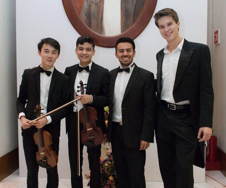 ESTUDIANTES CEART SAN LUIS_FESTIVAL DE LAS RTES TCHAIKOVSKY 2019