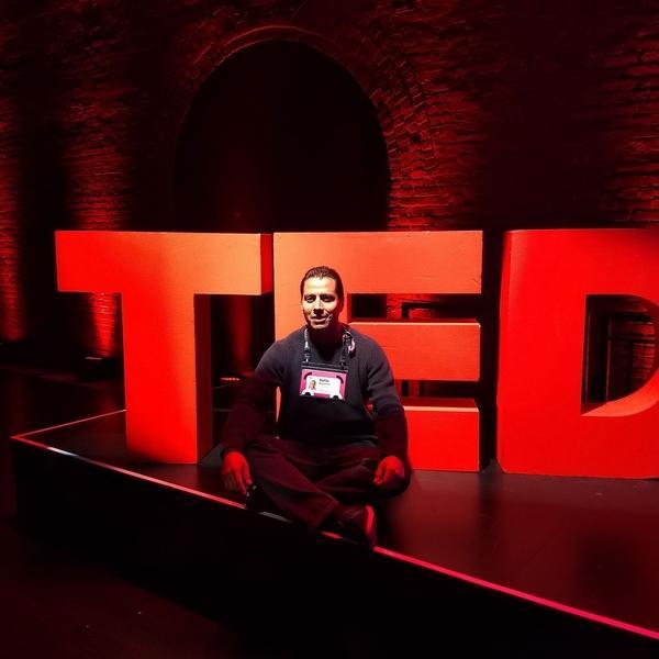 Julio Delgadillo Director TEDx TANGAMANGA