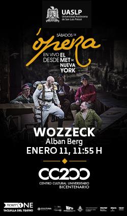 opera wozzeck