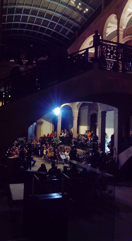 recital navideño museo de la mascara 2